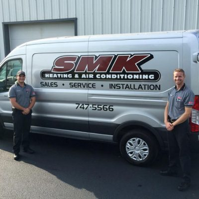 Heating & air conditioning services in Huntington, Indiana.